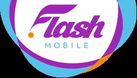 Resultado de imagen para logo flash mobile